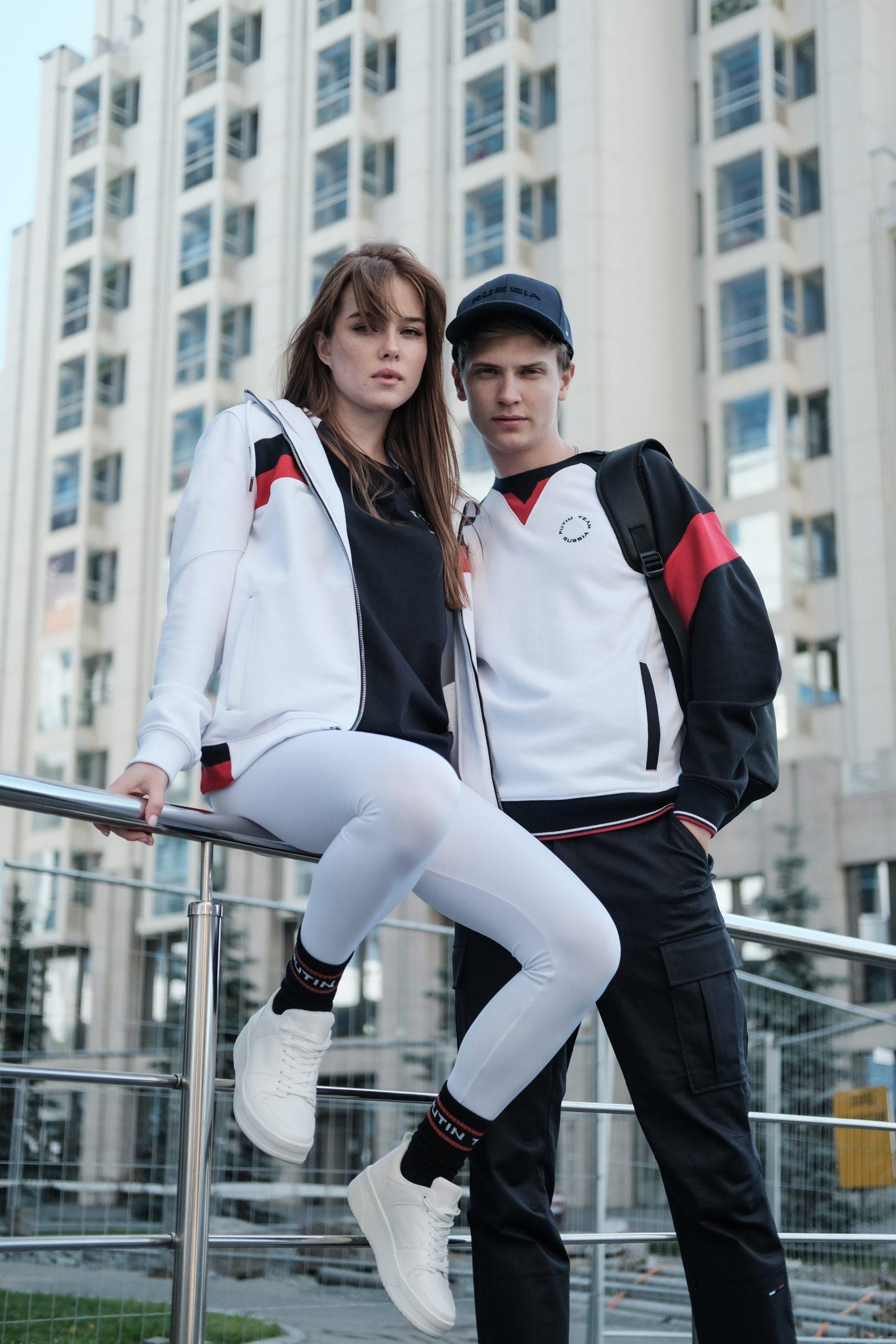 Бренд Putin team подарит победителям и призерам Олимпиады в Токио коллекцию одежды «Время первых»