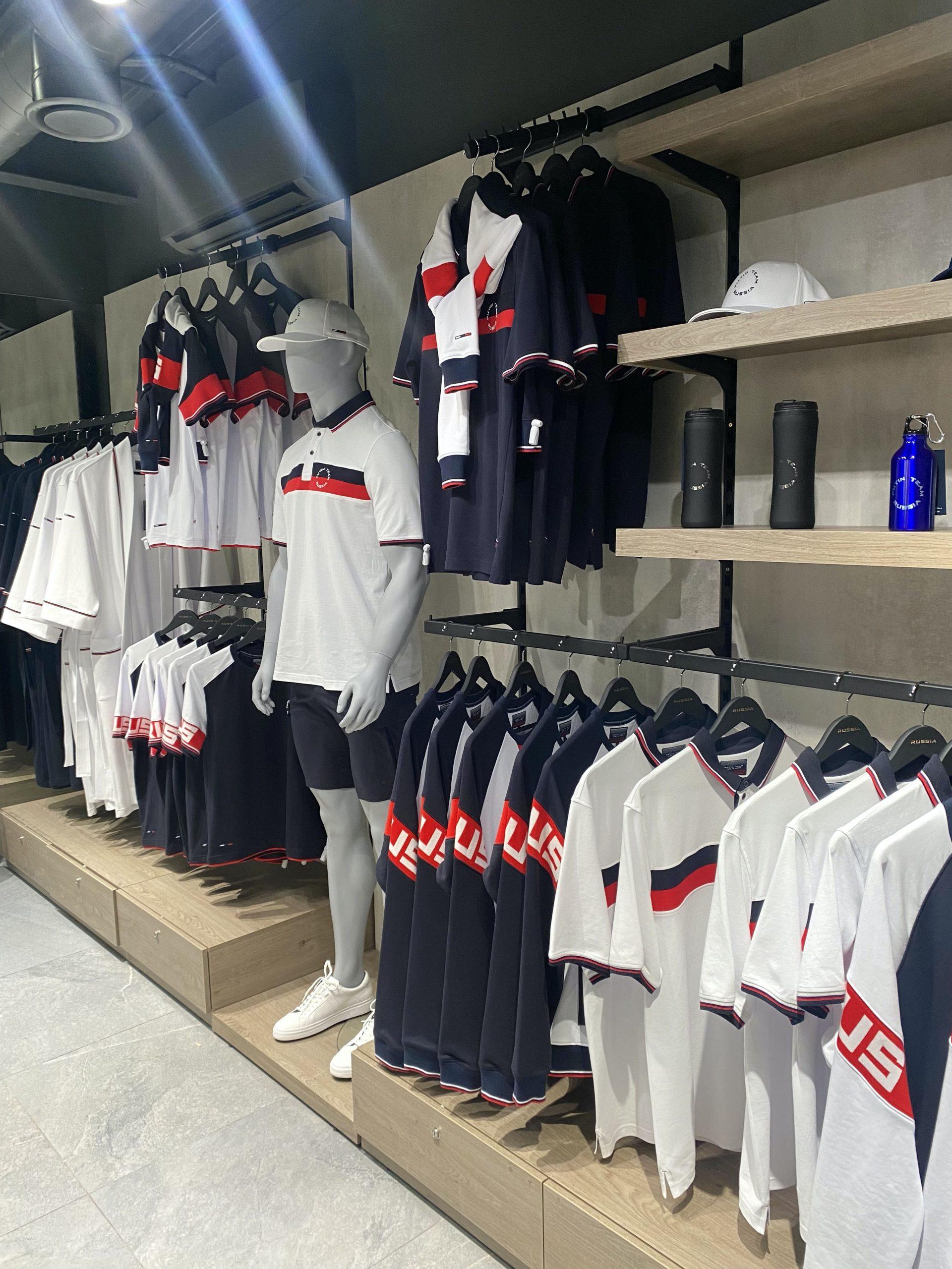 PUTIN TEAM открыл флагманский магазин в Геленджике