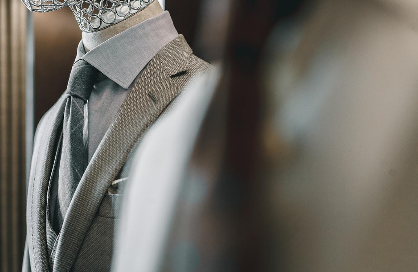 """""""Как правильно подобрать галстук?""""- Рекомендации от портных Bespoke atelier"""